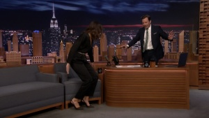 Mandy Moore | Jimmy Fallon (2020.03.12) | HD 1080p