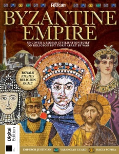 All About History - Book of the Byzantine Empire - (2019)