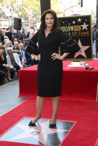Lynda Carter -  Hollywood Walk Of Fame Ceremony In Hollywood (4/3/18)