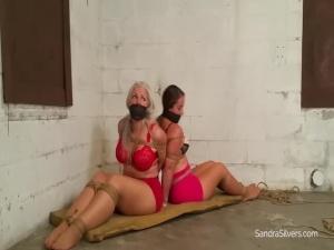 Escape Attempt for Two Curvy - BDSM, Punishment, Bondage