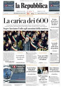 la Repubblica - 11 12 (2019)