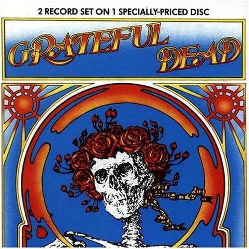 1971   Grateful Dead (Skull  Roses)(2CD)