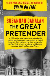 The Great Pretender by Susannah Cahalan