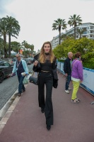 Alina Baikova   -             Cannes May 19th 2019.
