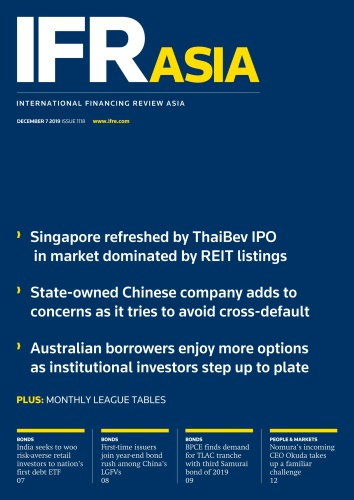 IFR Asia  December 07 (2019)