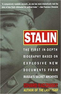 Stalin  The First In-depth Biography    by Edvard Radzinsky