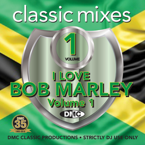 DMC Classic Mixes I Love Bob Marley Vol 1