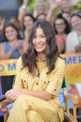 Evangeline Lilly - Good Morning America: June 22nd 2018