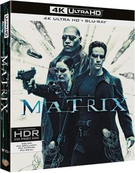 Matrix (1999) Full Blu-Ray 4K 2160p UHD HDR 10Bits HEVC ITA DD 5.1 ENG Atmos/TrueHD 7.1 MULTI