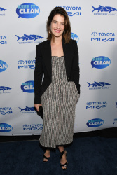 Cobie Smulders - Keep It Clean Live Comedy To Benefit Waterkeeper Alliance in Los Angeles 2/21/19