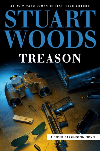 05  TREASON by Stuart Woods
