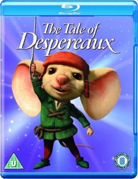 Le avventure del topino Despereaux (2008) .mkv FullHD 1080p HEVC x265 DTS ITA AC3 ENG