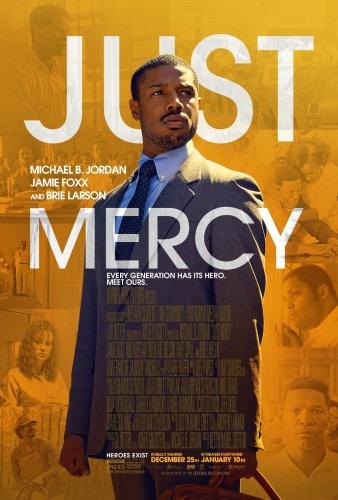 Just Mercy 2019 720p BRRip XviD AC3-XVID