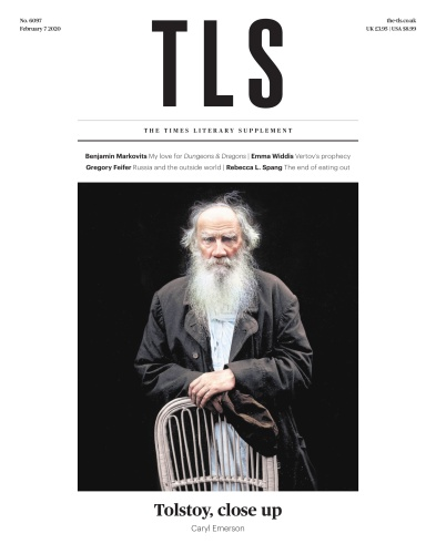 The Times Literary Supplement - Issue 6097 - February 7 (2020)