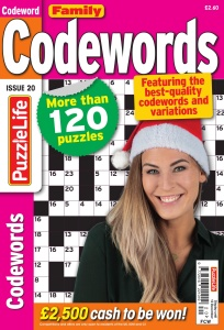 Family Codewords  November (2019)