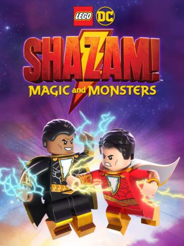 Lego DC Shazam Magic And Monsters 2020 1080p BluRay DTS x264-CMRG