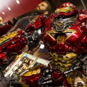 Avengers : Age of Ultron - HulkBuster Premium Collective 1/4 Statue (Hot Toys) HS6Ln1bC_t