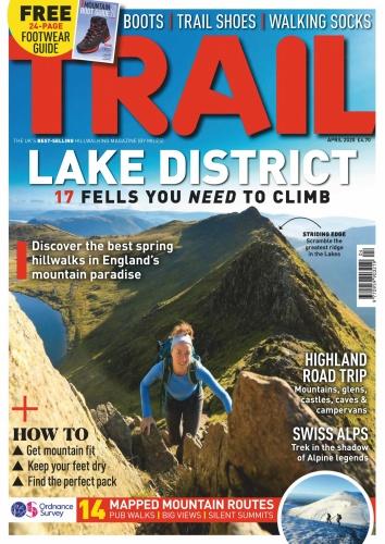 Trail UK - April (2020)