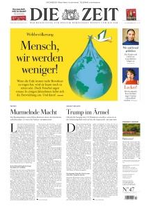 Die Zeit - 14 07 (2019)