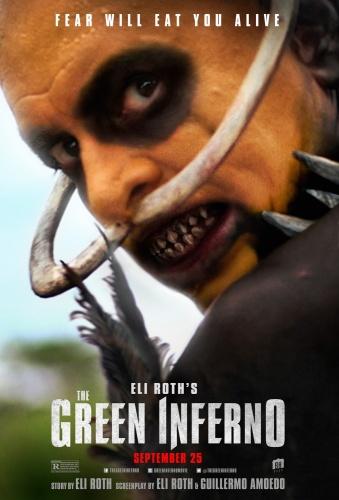 The Green Inferno (2013) 1080p Blu-Ray x264 DD5 1 [Multi Audio][Hindi+Telugu+Tamil+English]