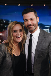 Samantha Bee - Jimmy Kimmel Live: May 24th 2018