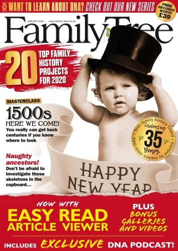 Family Tree UK - January (2020)
