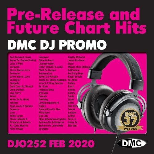 DMC DJ Promo 252