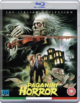 Paganini Horror (1989) Full Blu-Ray 33Gb AVC ITA ENG LPCM 2.0