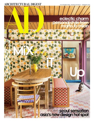 Architectural Digest USA - 02 2(0202)