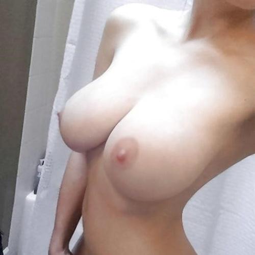 Beautiful amateur tits