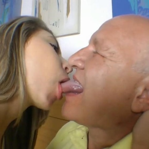 Daddy young gay porn