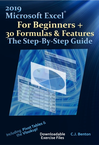 Microsoft Excel For Beginners + 30 Formulas  Features The S