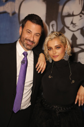 Bebe Rexha - Jimmy Kimmel Live: October 18th 2018