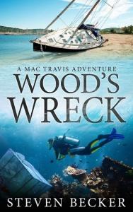 Steven Becker - [Mac Travis Adventure Thrillers 04] - Wood's Wreck