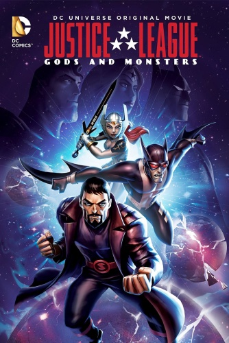 Justice League Gods  Monsters (2015) 720p BluRay [YTS]