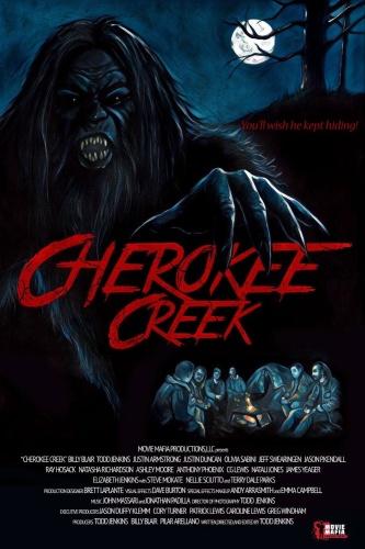 Cherokee Creek 2018 720p BRRip x264 [Dual Audio][Hindi+English]-1XBET