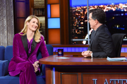 Laura Dern - The Late Show with Stephen Colbert: January 10th 2020