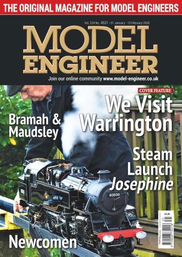 Model Engineer - Issue 4631 - 31 January (2020)