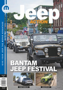 Jeep Action  September-October (2017)