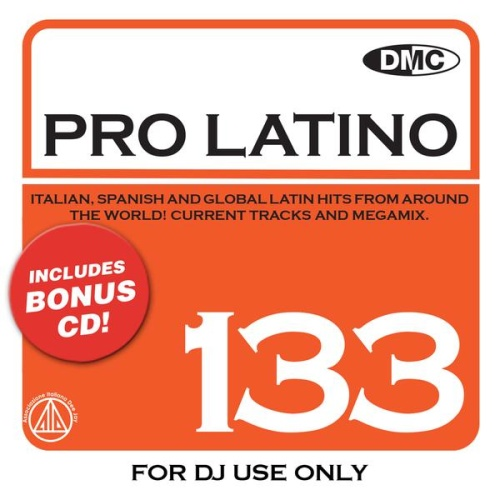DMC   Pro Latino 133