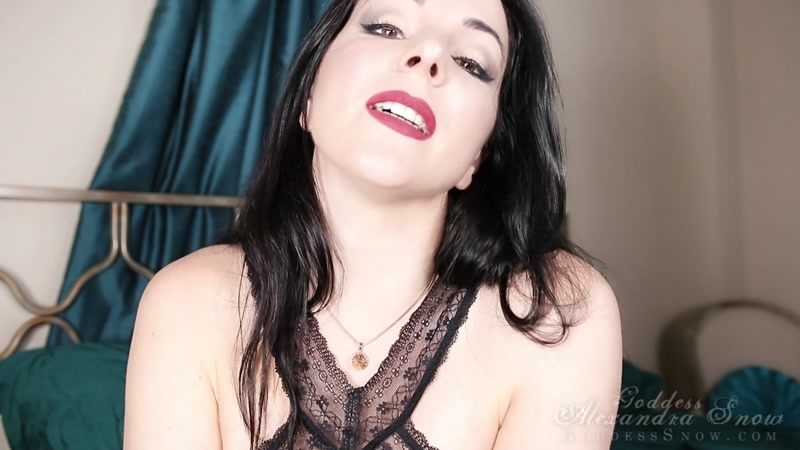 Goddess Alexandra Snow starring in video (Power of Suggestion Trance) [FullHD 1080P]
