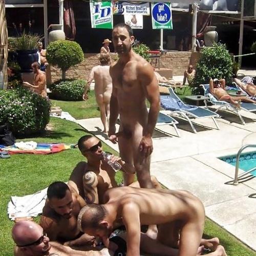 Black gay group porn