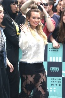 Hilary Duff -                              AOL Build New York City June 5th 2018.