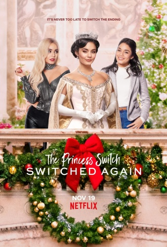 The Princess Switch Switched Again 2020 HDR 2160p WEBRip x265-iNTENSO