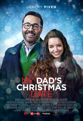 My Dads Christmas Date 2020 HDRip XviD AC3-EVO
