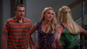 "Emily Osment - Two and a Half Men S10 E20 ""Cleavage"" (2013) 