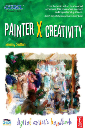 Painter X Creativity  Digital Artist's handboo