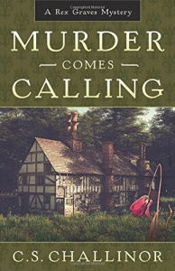 Murder Comes Calling - C S  Challinor