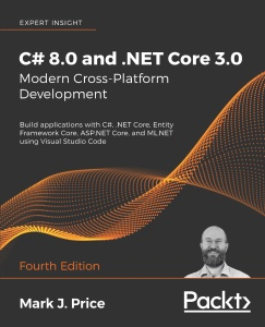 C# 8 0 and  NET Core 3 0