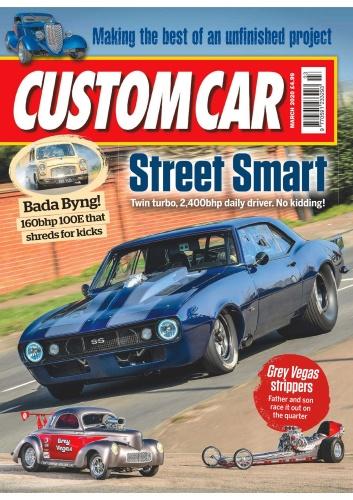 Custom Car - March (2020)